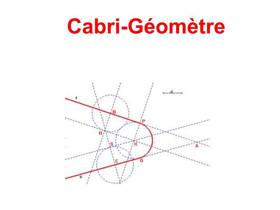 Cabri-Géomètre