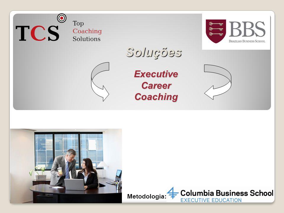 Soluções ExecutiveCareerCoaching Metodologia: