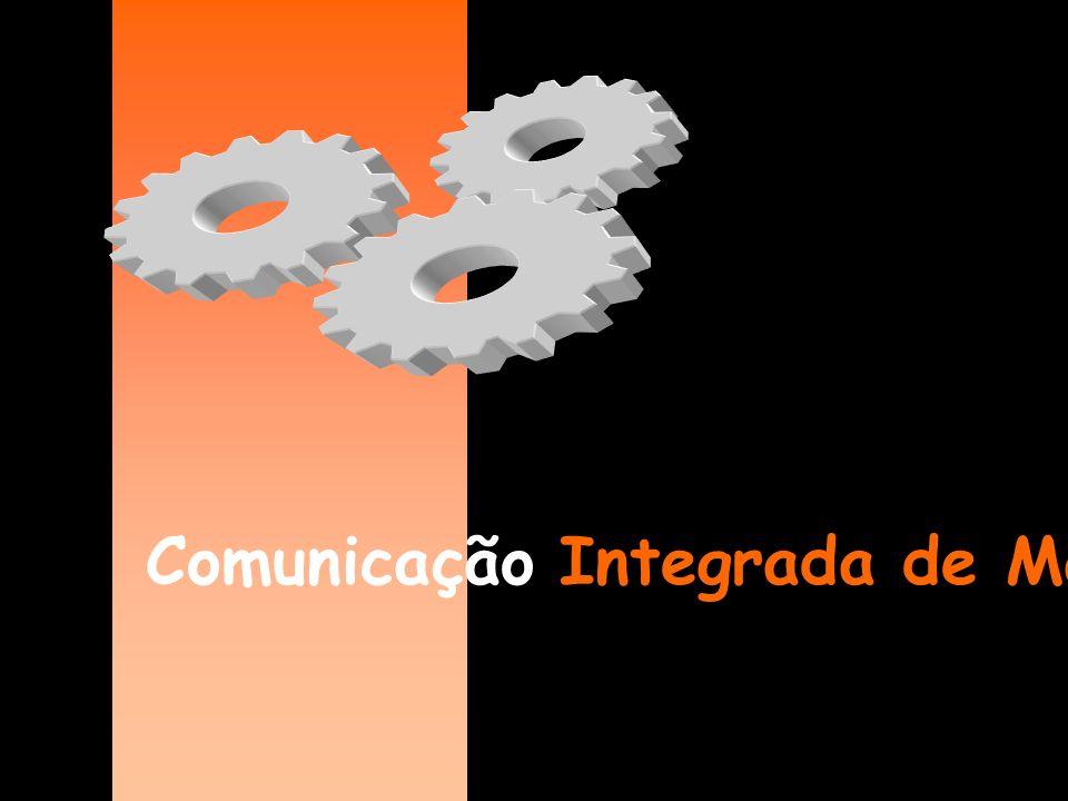 A Comunicação Integrada de Marketing é uma nova maneira de olhar o todo, usando adequadamente o mix da comunicação, e de conhecer melhor o público, por meio de banco de dados, não se limitando, portanto, à mídia de massa.