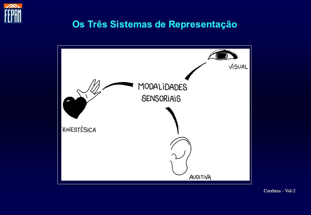 Os Três Sistemas de Representação Cerebrus - Vol-2