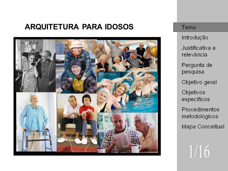 O envelhecimento populacional é um fenômeno mundial que ocorre também no Brasil.