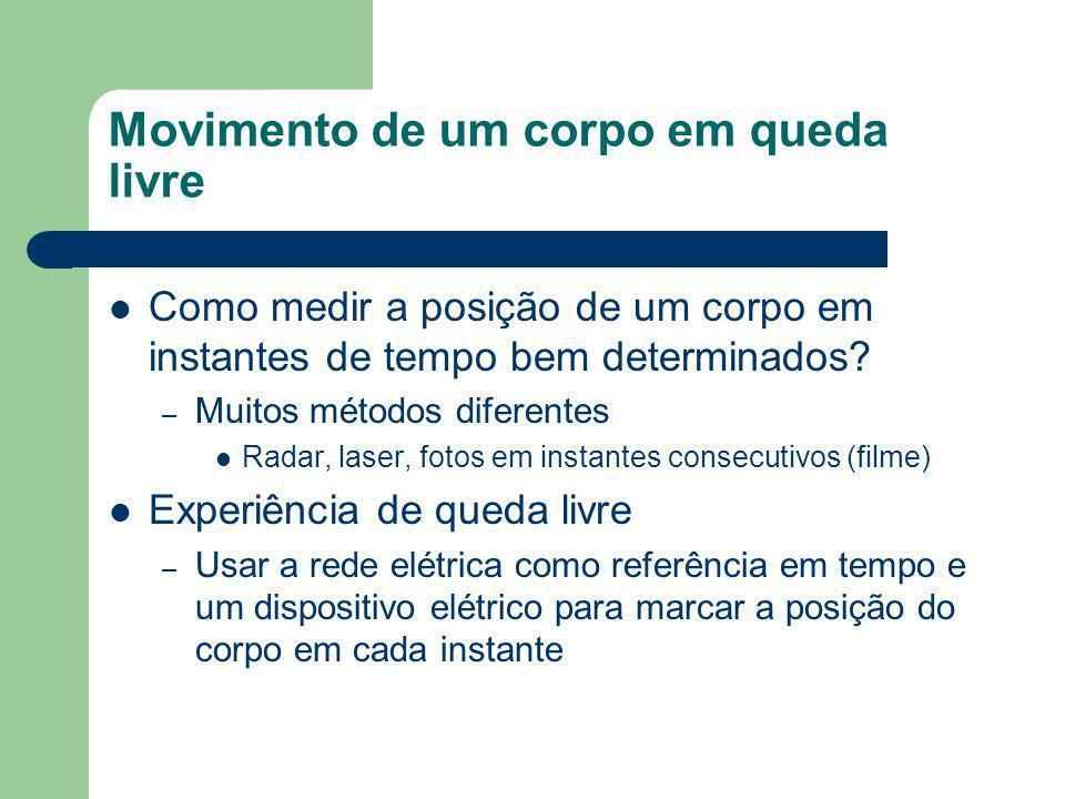 Alexandre Suaide Ed. Oscar Sala sala 246 ramal 7072 Introdução às Medidas em Física Bloco I, 9 a Aula (17/05/2005) http://dfn.if.usp.br/~suaide/fap015