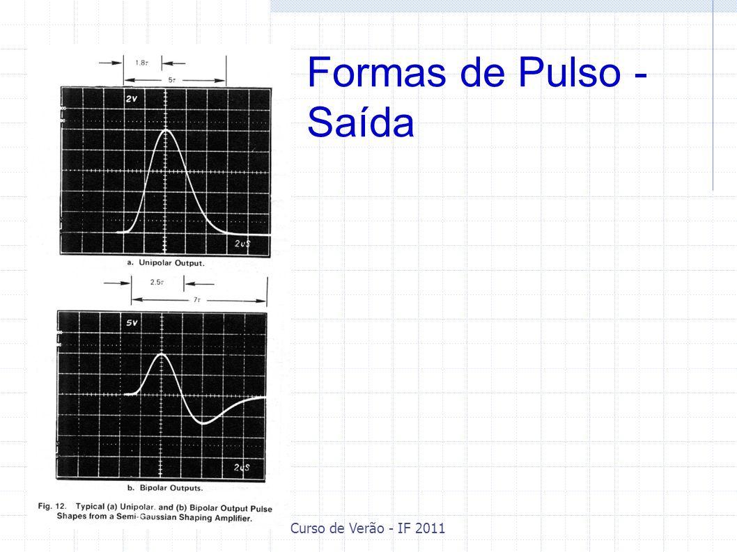 Curso de Verão - IF 2011 Formas de Pulso - Saída
