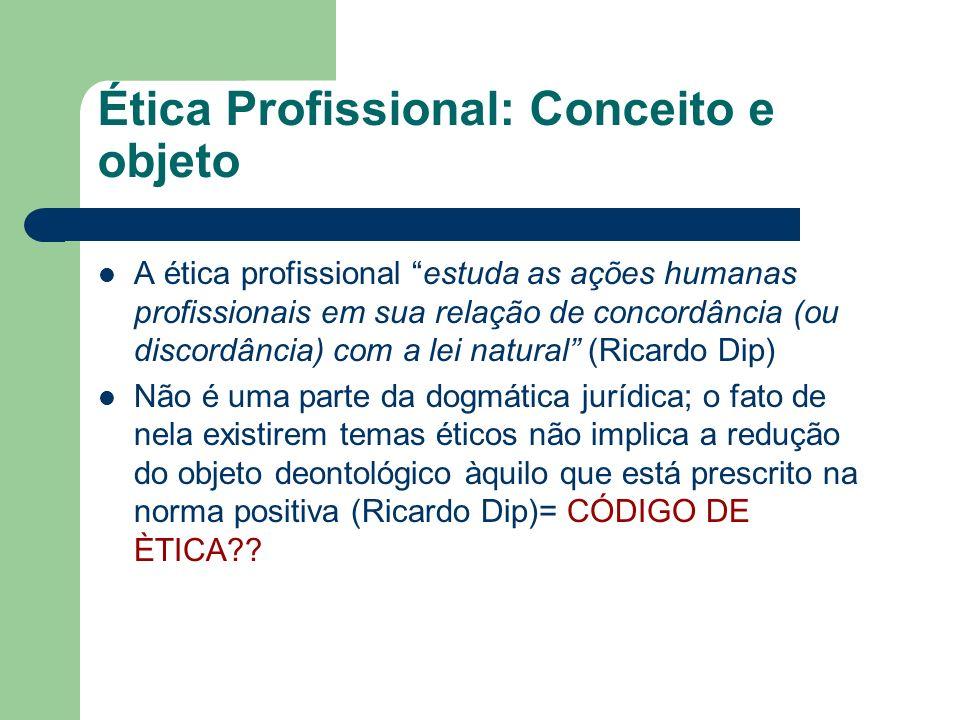 Ética profissional: Importância Universidades Americanas dedicam departamentos e grupos de estudo ao tema.