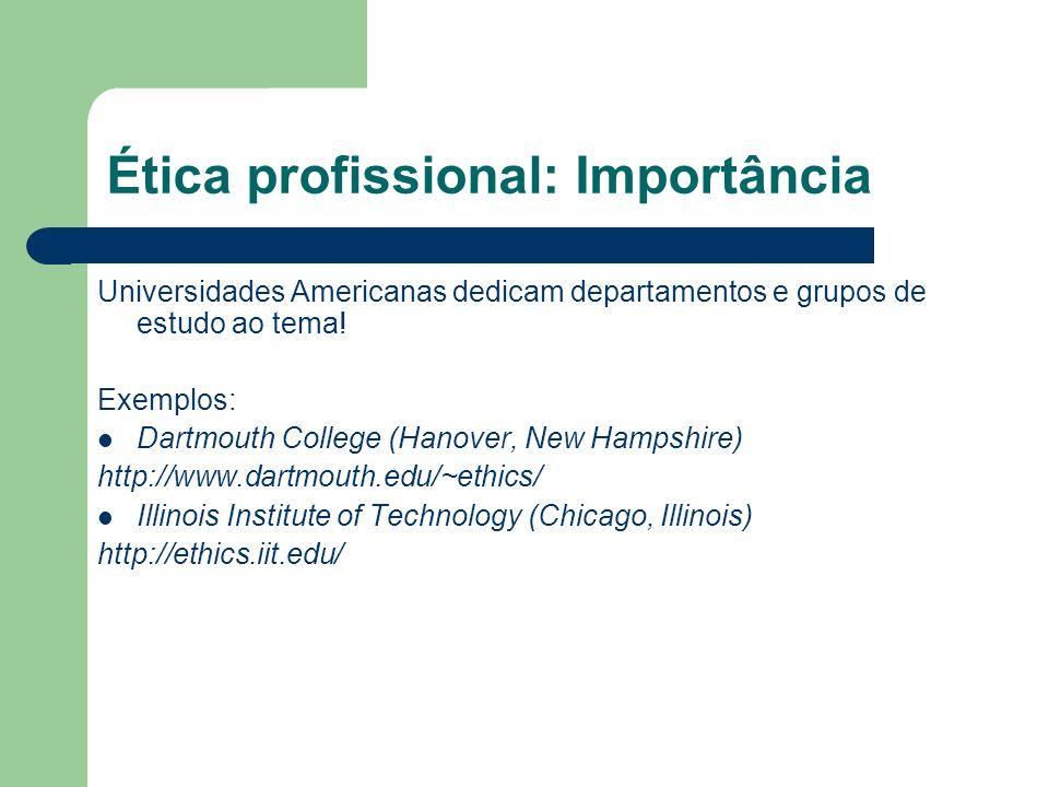 Ética profissional: Elementos Para Ricardo Dip, é composta por quatro elementos básicos: Elementos Psicológicos: Aptidão; Vocação; Elementos Morais: Integridade Espírito de Serviço
