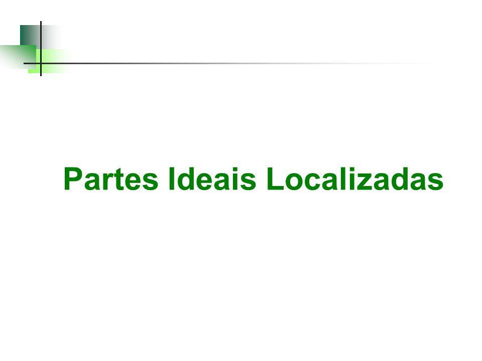 Partes Ideais Localizadas