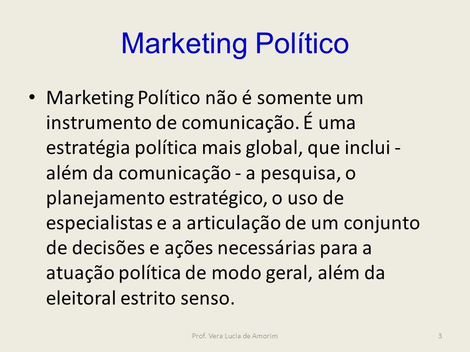 Marketing Político Conceito: Sendo assim, Marketing Político pode ser entendido como o conjunto de ações e procedimentos que tem como objetivo adequar um candidato(a) ao seu eleitorado potencial.
