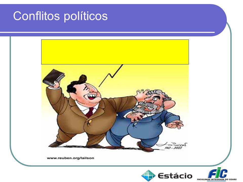 Conflitos políticos
