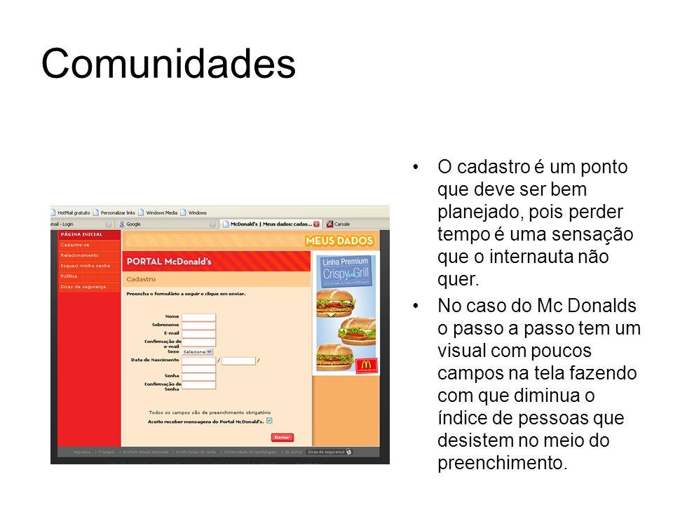Conteúdo e Organização O site da Globo.com divide seu conteúdo em basicamente 3 áreas determinando cores para facilitar visualmente qual assunto a notícia pertence.