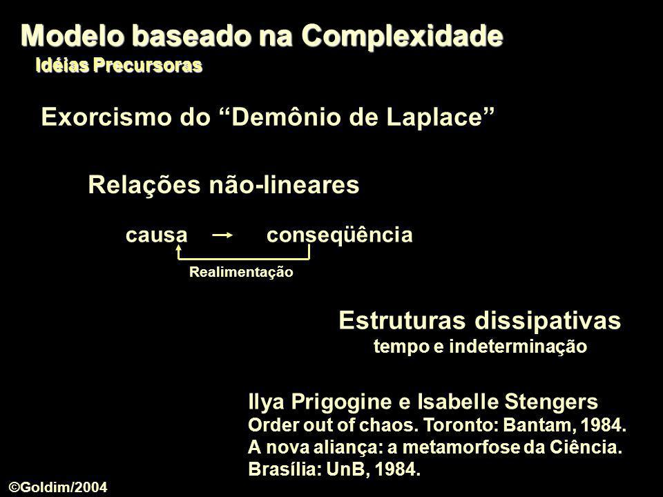 Modelo baseado na Complexidade Van Rensselaer Potter Bioethics, the science of survival.