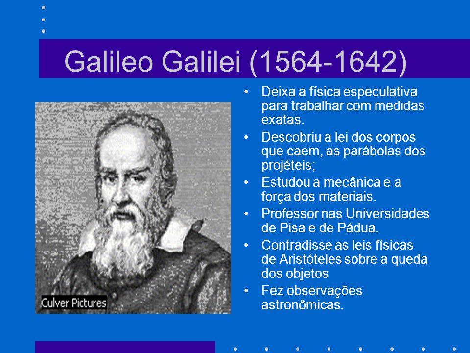 Andreas Vesalius (1514-1564) Livro: De Humani Corporis Fabrica Demostra que os conhecimentos anatômicos de Galeno (129-199) eram baseados em dessecação de animais; Seus estudos eram baseados em corpos humanos Belga, estudou medicina na Universidade de Paris