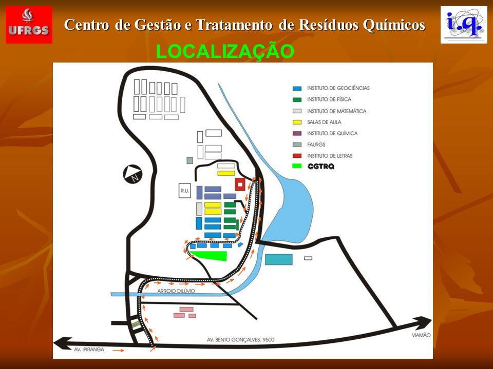 Centro de Gestão e Tratamento de Resíduos Químicos O que o Gerador ganha com o CGTRQ.