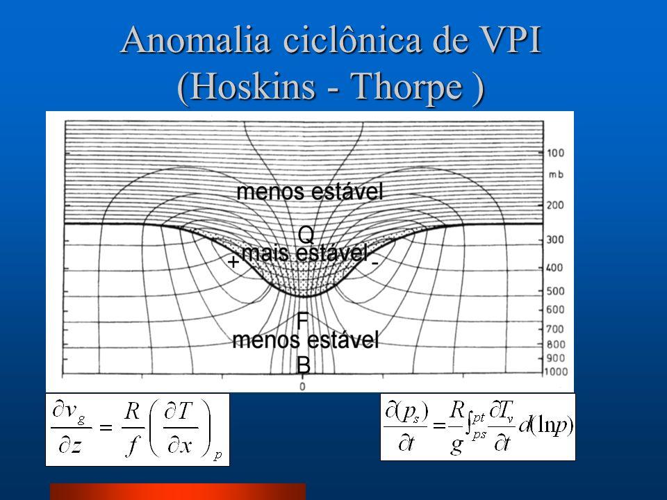 Anomalia ciclônica de VPI (Hoskins - Thorpe )
