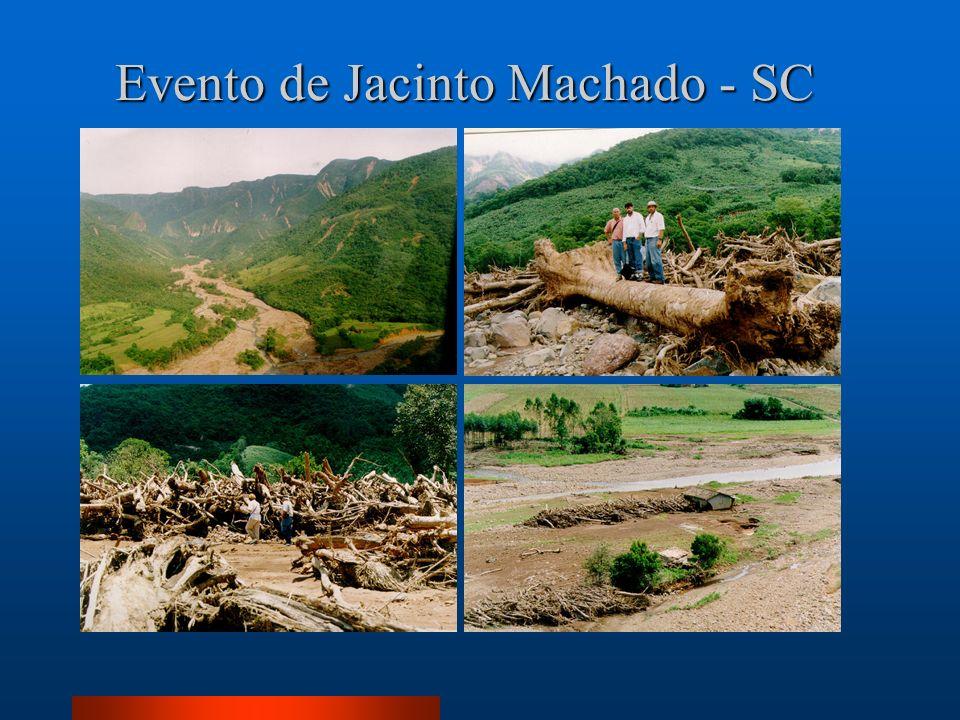 Evento de Jacinto Machado - SC