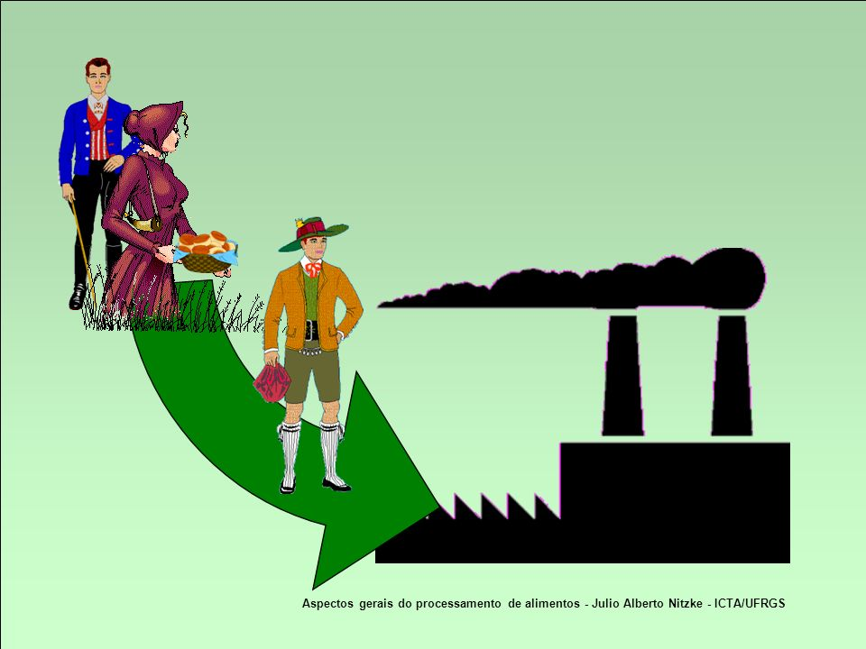 Aspectos gerais do processamento de alimentos - Julio Alberto Nitzke - ICTA/UFRGS