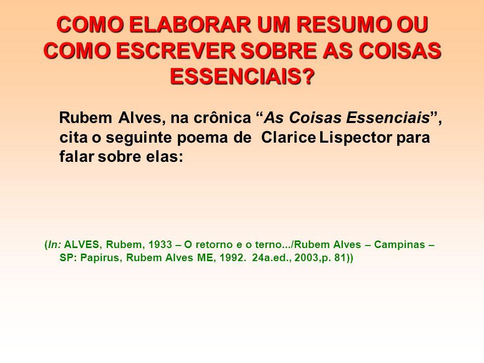 Como apresentar um trabalho num Congresso Científico: ELABORAÇÃO DE RESUMO Profa. Dra. Sabrina Pereira de Abreu Instituto de Letras/UFRGS (Apresentaçã