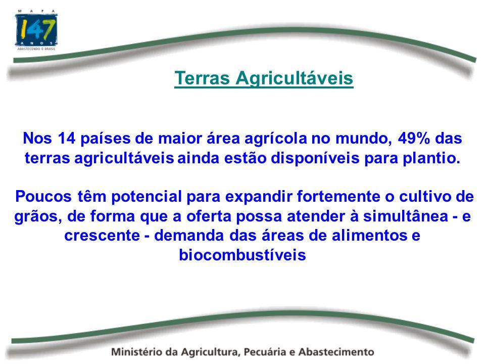 Sustentabilidade Agregar sustentabilidade ao desenvolvimento do campo é um desafio para o Brasil nas esferas econômica, social e ambiental.