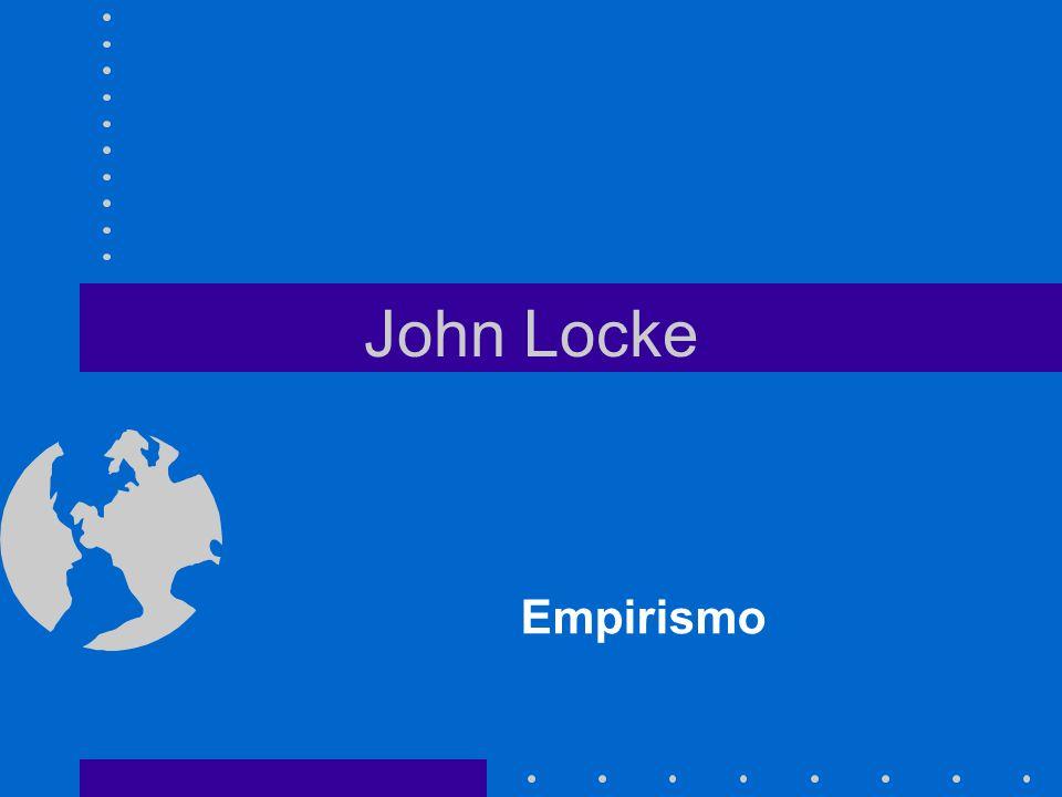 John Locke Empirismo