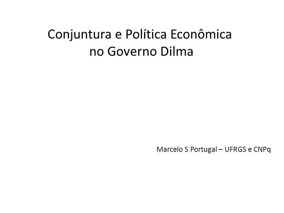 Falta Cuidar do Longo Prazo - Queremos elevar a taxa de crescimento da economia brasileira, isso é elevar o ritmo de crescimento do PIB potencial.