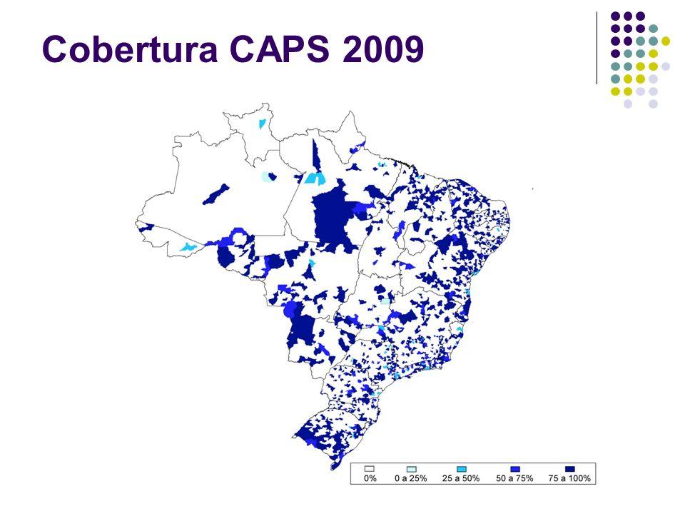 Cobertura CAPS 2009