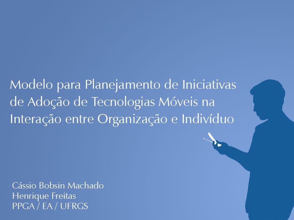 Introdução A massificação das tecnologias digitais móveis é uma das forças tecnológicas recentes mais importantes.