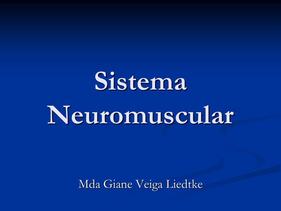 Sistema Neuromuscular Mda Giane Veiga Liedtke