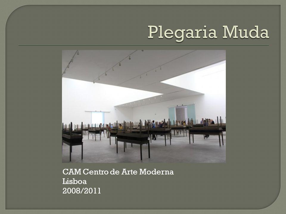 CAM Centro de Arte Moderna Lisboa 2008/2011