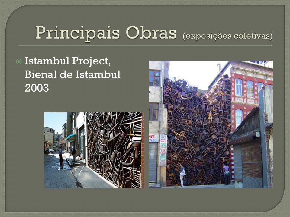 Istambul Project, Bienal de Istambul 2003