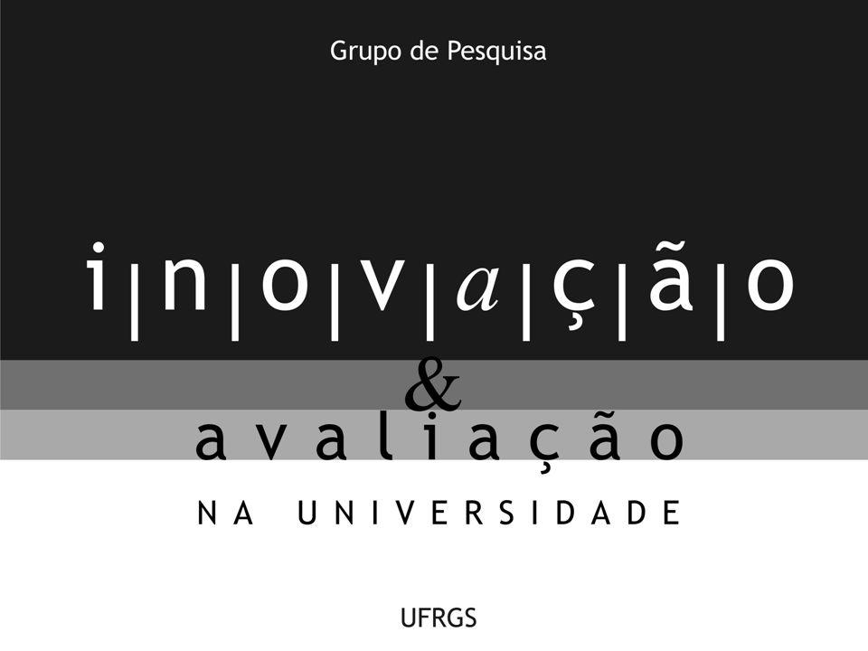 Grupo de Pesquisa Inovação na Universidade - formação a partir de discussões que remontam ao ano de 1989, à Reunião Anual da Anped, onde se realizou uma reunião com docentes de universidades brasileiras, mediante convite de dois pesquisadores da UFRGS-GEU, para estudar a realidade do ensino de graduação.