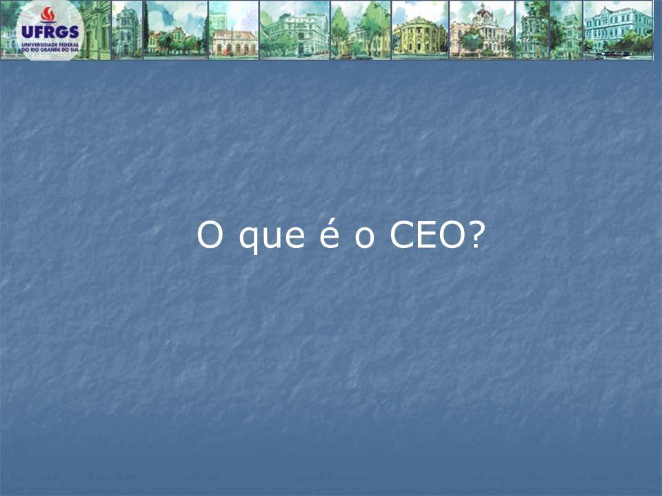 O que é o CEO?