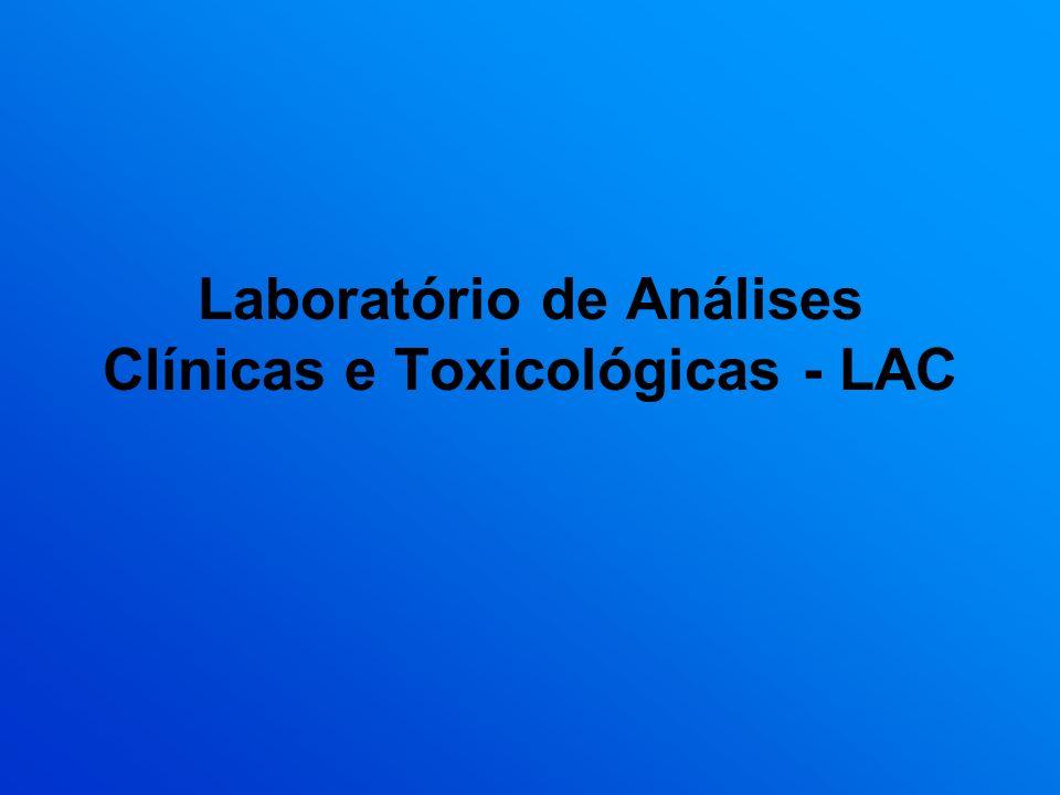 Laboratório de Análises Clínicas e Toxicológicas - LAC