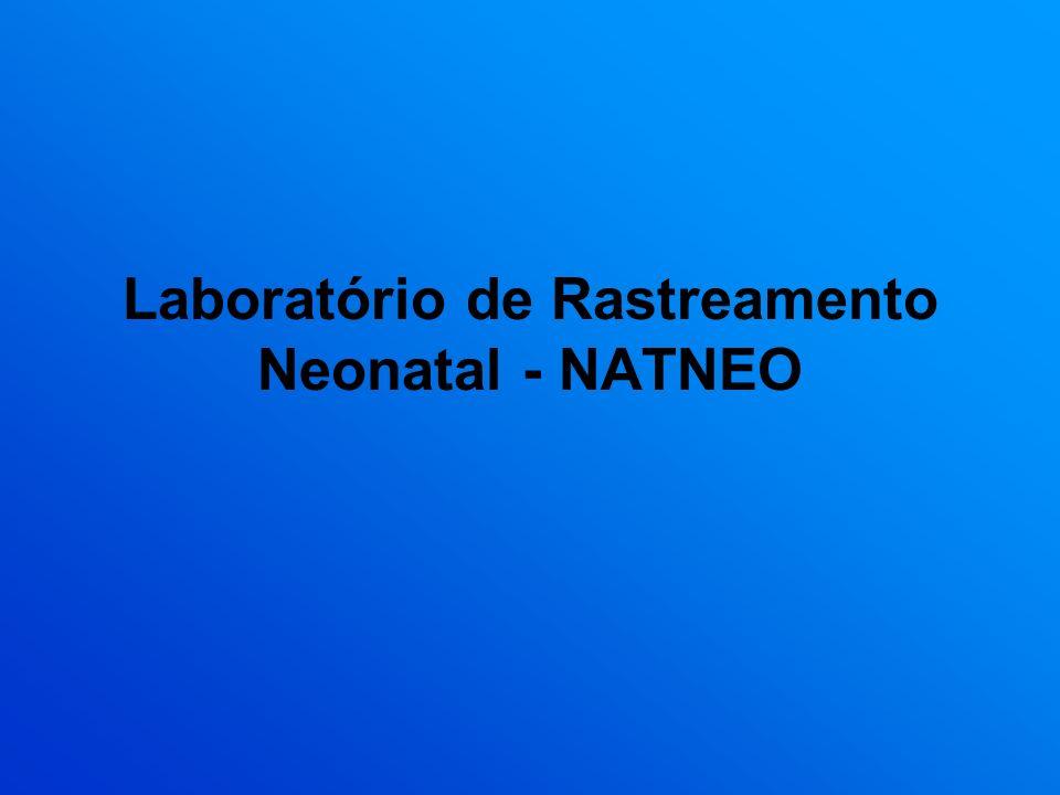 Laboratório de Rastreamento Neonatal - NATNEO