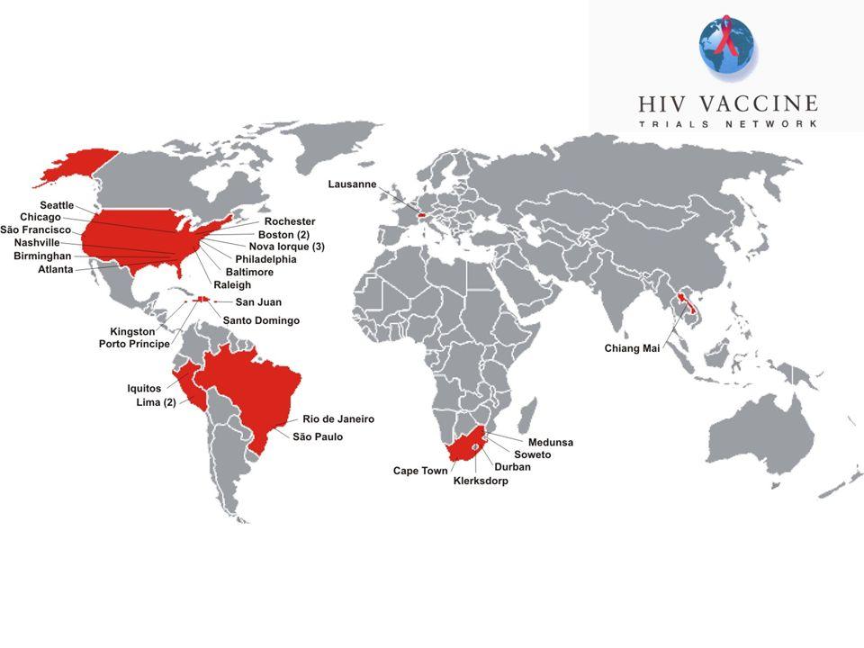 Protocolo 502 Estudo STEP TÍTULO: Estudo de fase IIb, multicêntrico, controlado por placebo, randomizado, duplo-cego, de prova de conceito, para avaliar a segurança e eficácia do regime posológico com três doses da vacina de adenovírus sorotipo 5 HIV-1 gag/pol/nef da Merck (MRKAd5 HIV-1 gag/pol/nef) em adultos com alto risco de infecção pelo HIV-1