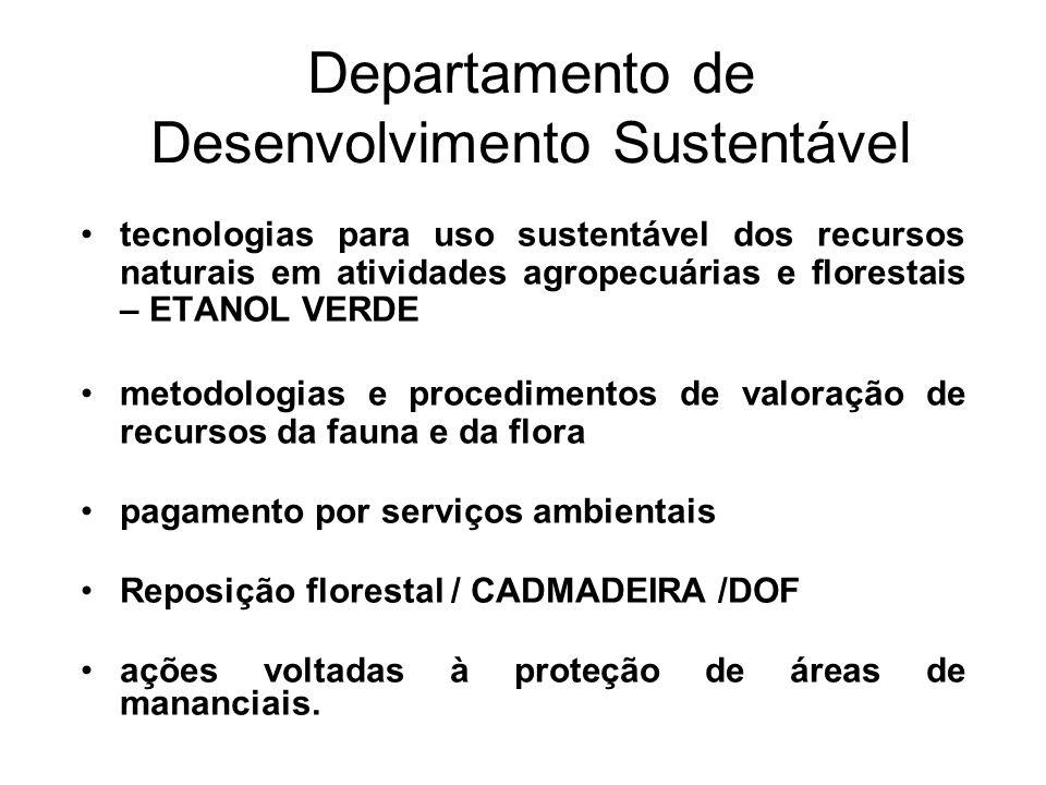 tecnologias para uso sustentável dos recursos naturais em atividades agropecuárias e florestais – ETANOL VERDE metodologias e procedimentos de valoraç