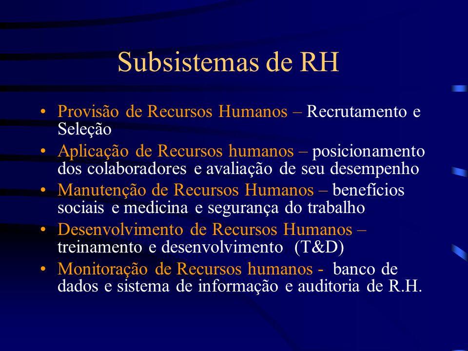 Características Hierarquia versus especialização.