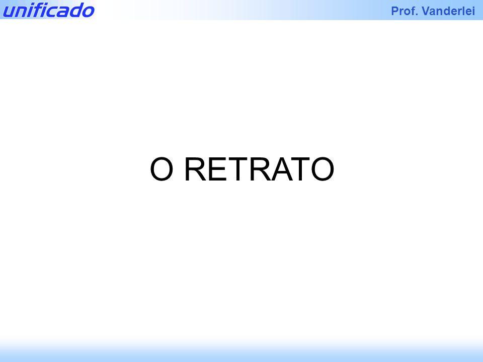 Iracema Prof. Vanderlei O RETRATO