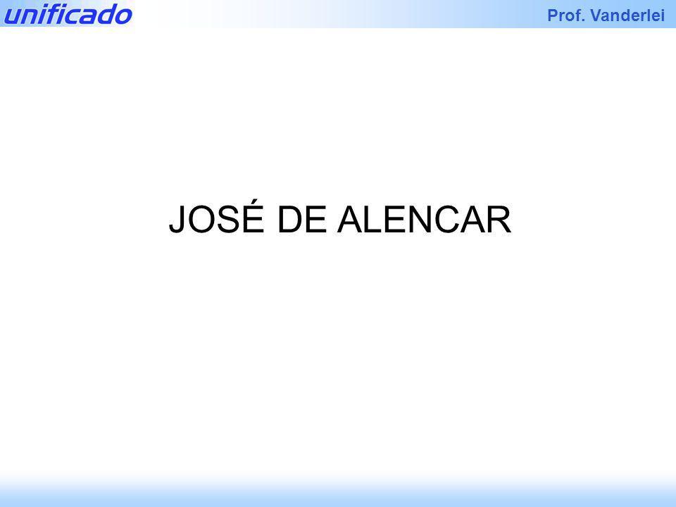 Iracema Prof. Vanderlei JOSÉ DE ALENCAR