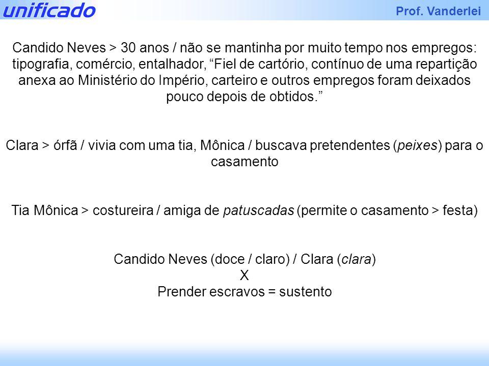 Iracema Prof. Vanderlei Candido Neves > 30 anos / não se mantinha por muito tempo nos empregos: tipografia, comércio, entalhador, Fiel de cartório, co