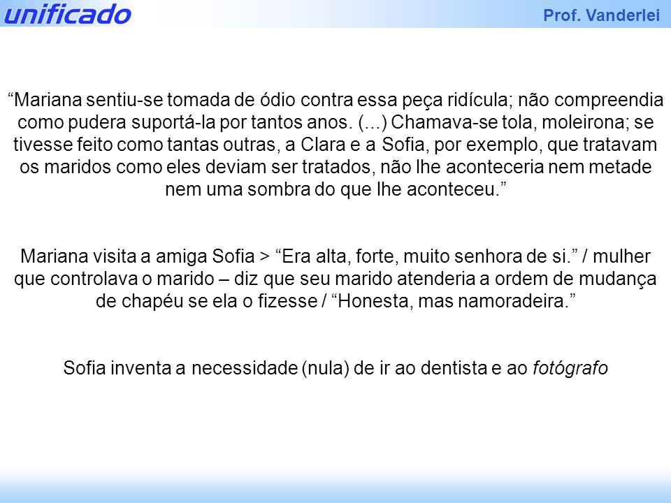 Iracema Prof. Vanderlei PAI CONTRA MÃE