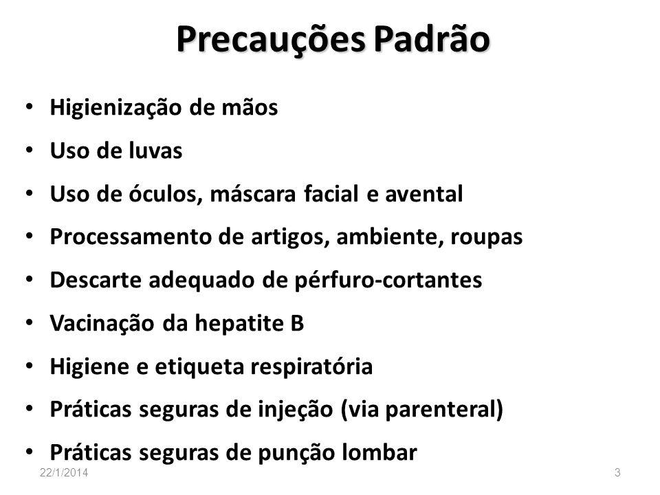 Procedimento/Fundamentação Orientar o paciente para que respire pelo nariz.
