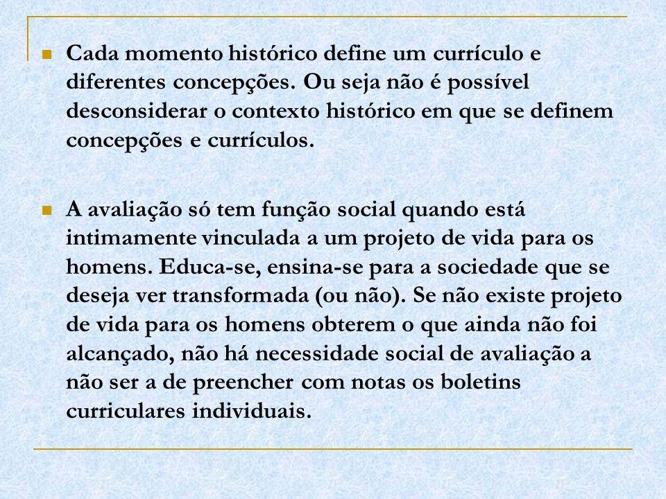 Princípios Norteadores da Boa Avaliação da Aprendizagem Fundamentar-se em valores educacionais (como o da eqüidade, por exemplo).