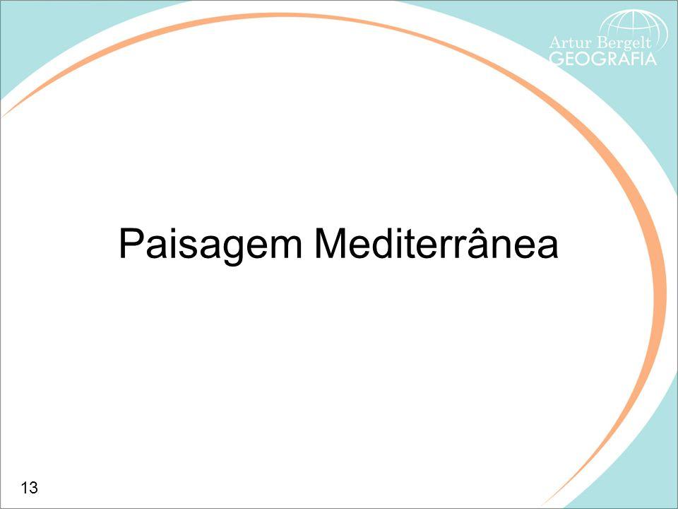 Paisagem Mediterrânea 13