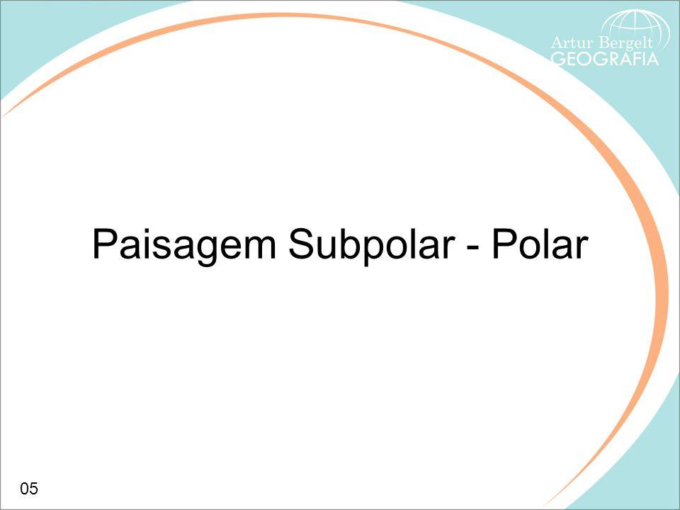 Paisagem Subpolar - Polar 05