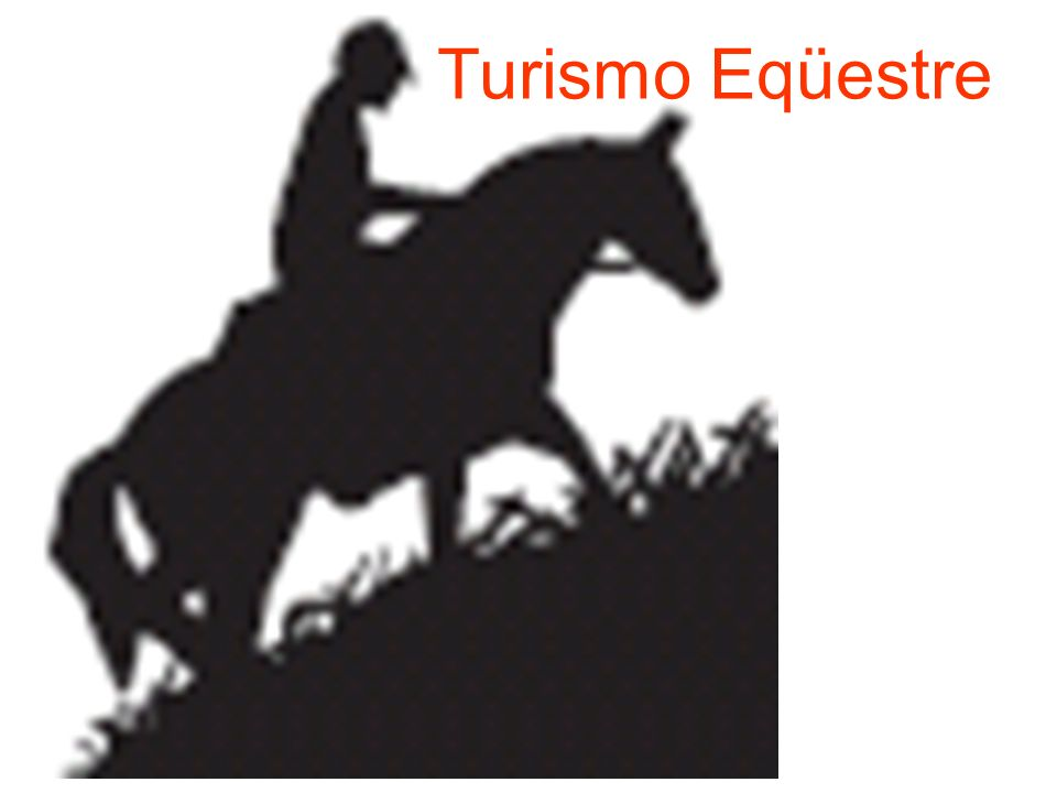 1.DEFINIÇÃO DA ATIVIDADE Atividade em ambientes naturais praticada com cavalos.