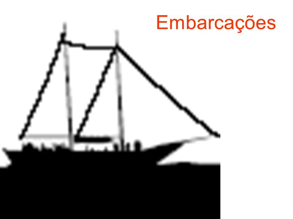 1.DEFINIÇÃO DA ATIVIDADE Conforme definição da Marinha Brasileira, embarcação é qualquer construção sujeita a inscrição na autoridade marítima e suscetível de se locomover na água transportando pessoas ou cargas.