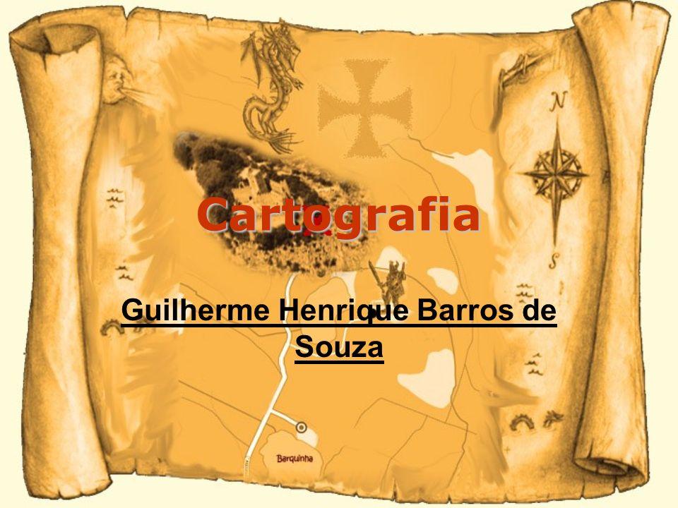 Cartografia Guilherme Henrique Barros de Souza