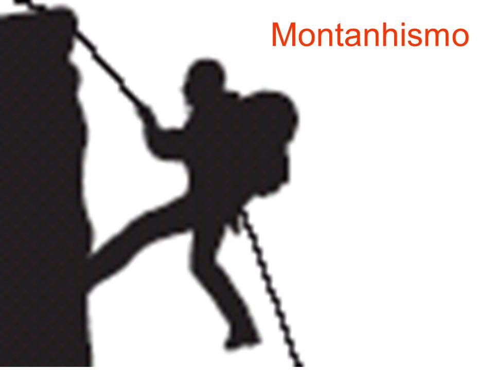 1.DEFINIÇÃO DA ATIVIDADE É a escalada de paredes e montanhas rochosas ou de gelo (o que não é o caso no Brasil).