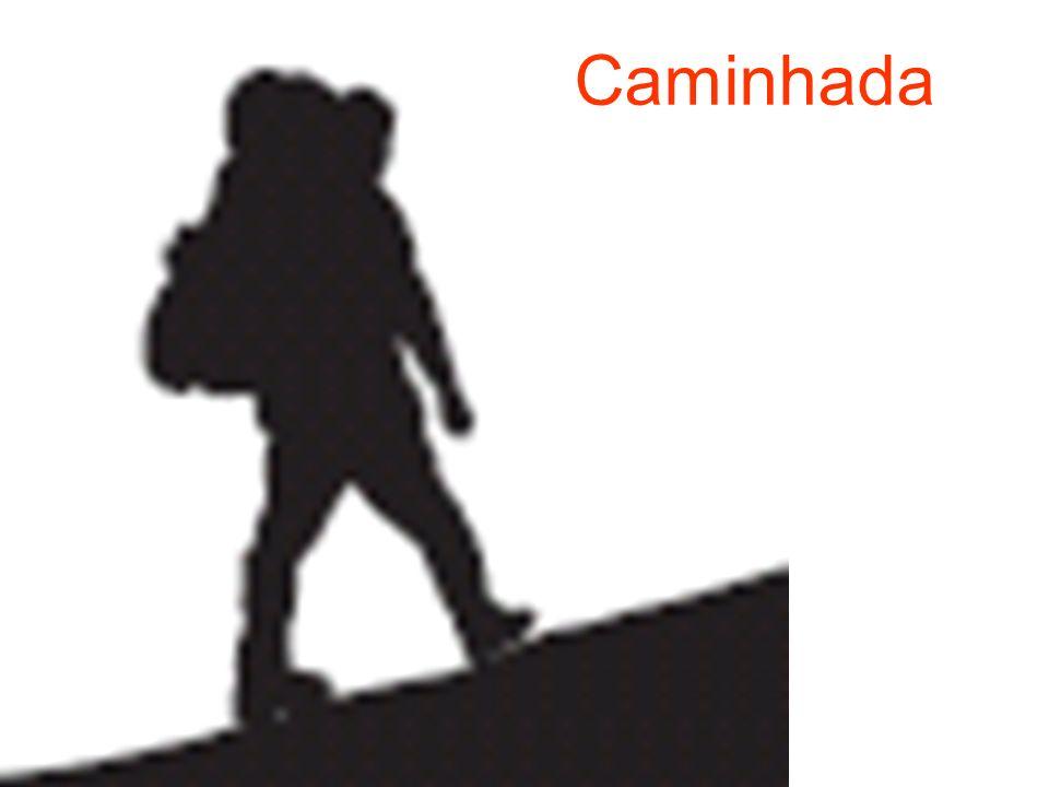 1.DEFINIÇÃO DA ATIVIDADE Atividade em ambientes naturais, com diversos graus de dificuldade, buscando a contemplação e superação dos limites pessoais, as caminhadas podem ser guiadas, ou autoguiadas.A caminhada pode ser realizada por qualquer pessoa, em qualquer idade e deve estar sempre acompanhada de alguma motivação, seja física ou psíquica.