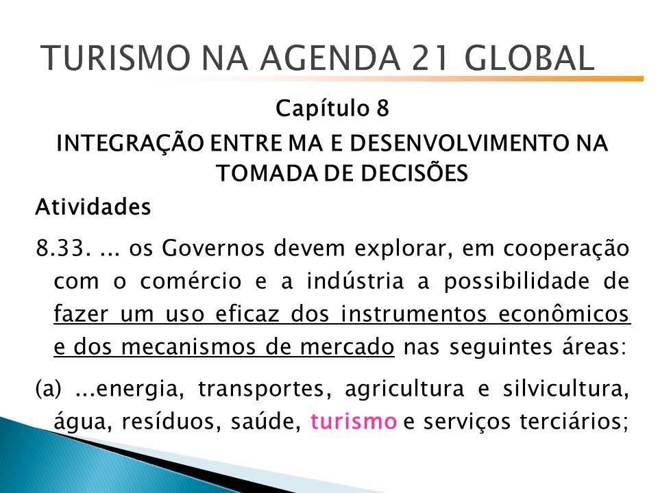 Capítulo 8 INTEGRAÇÃO ENTRE MA E DESENVOLVIMENTO NA TOMADA DE DECISÕES Atividades 8.33....