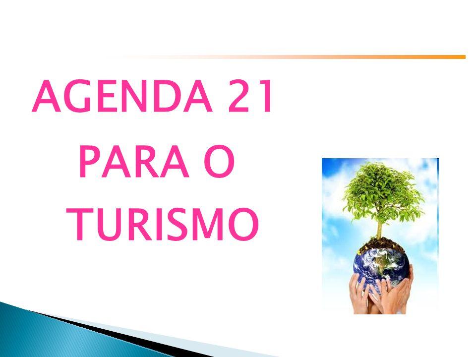 AGENDA 21 PARA O TURISMO